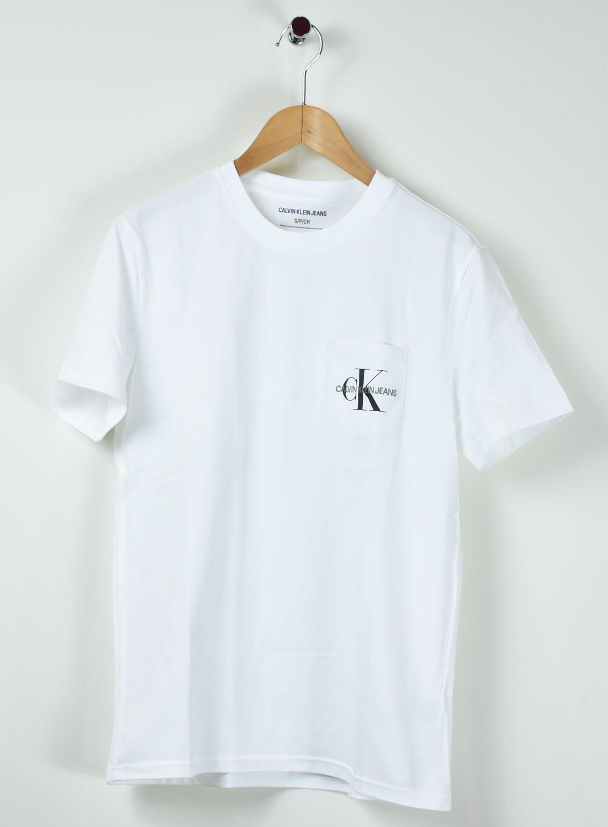 カルバンクライン ポケットTシャツ