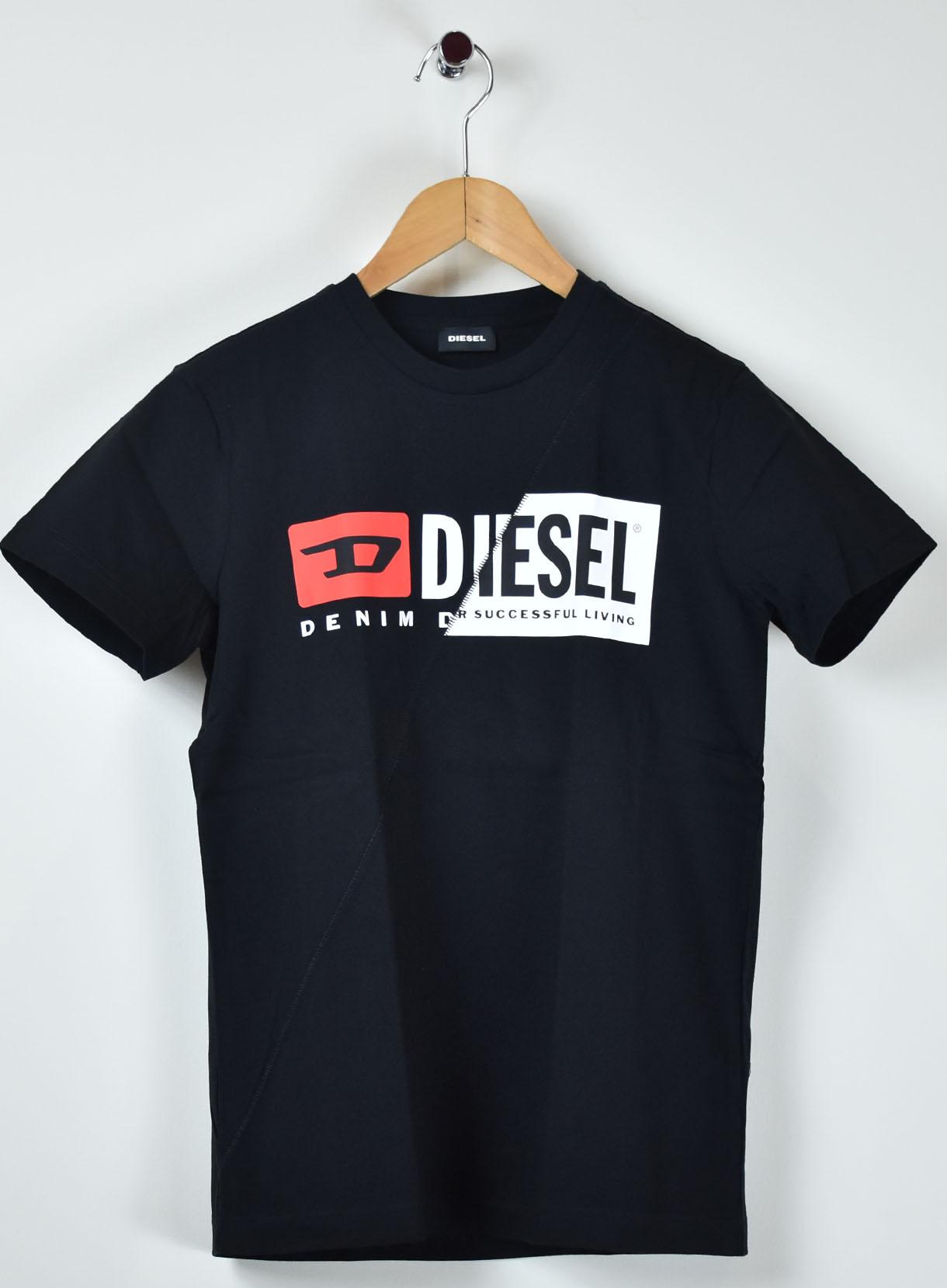 DIESEL NEW ロゴTシャツ
