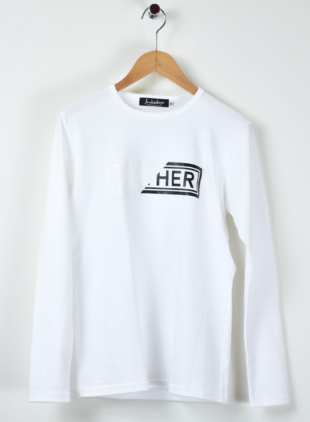 JUKEBOX 国産スムースTシャツ(GATHER)