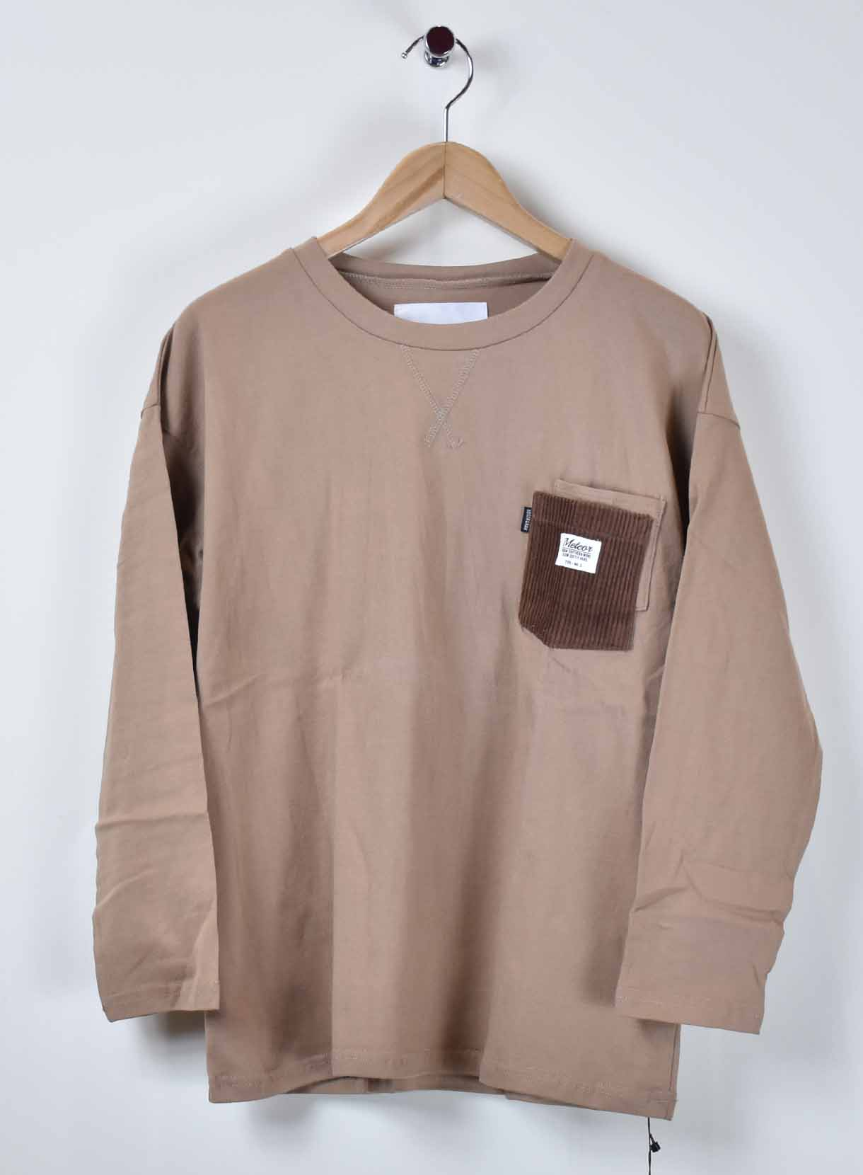 ROGER&RAW ポケットコールTシャツ
