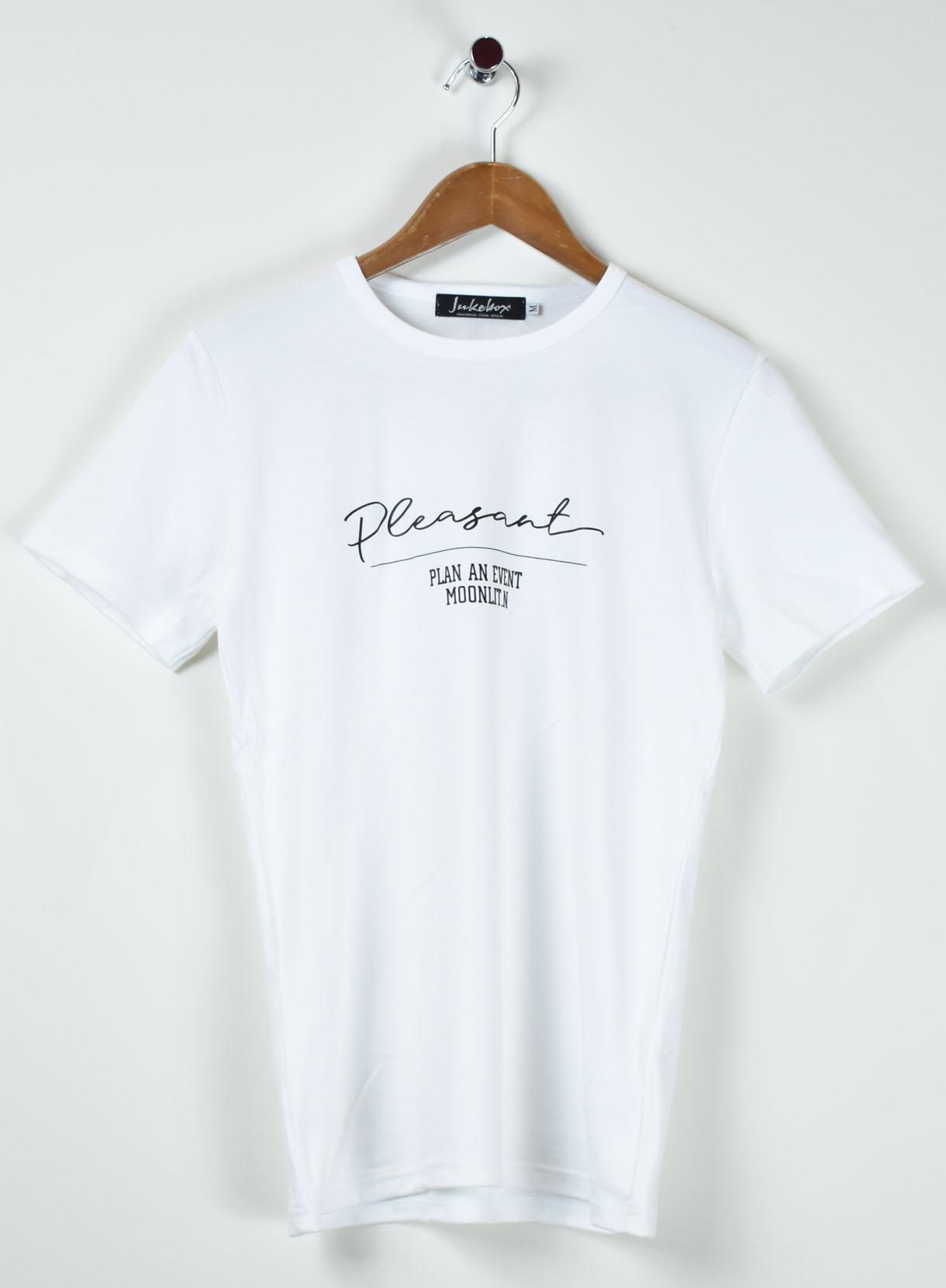 JUKEBOX 国産スムースTシャツ(PLE)