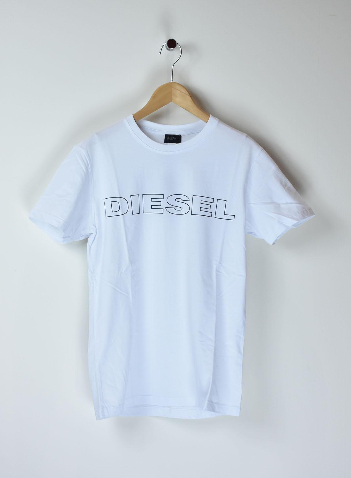 DIESEL フロントロゴTシャツ(WEB限定・数量限定)