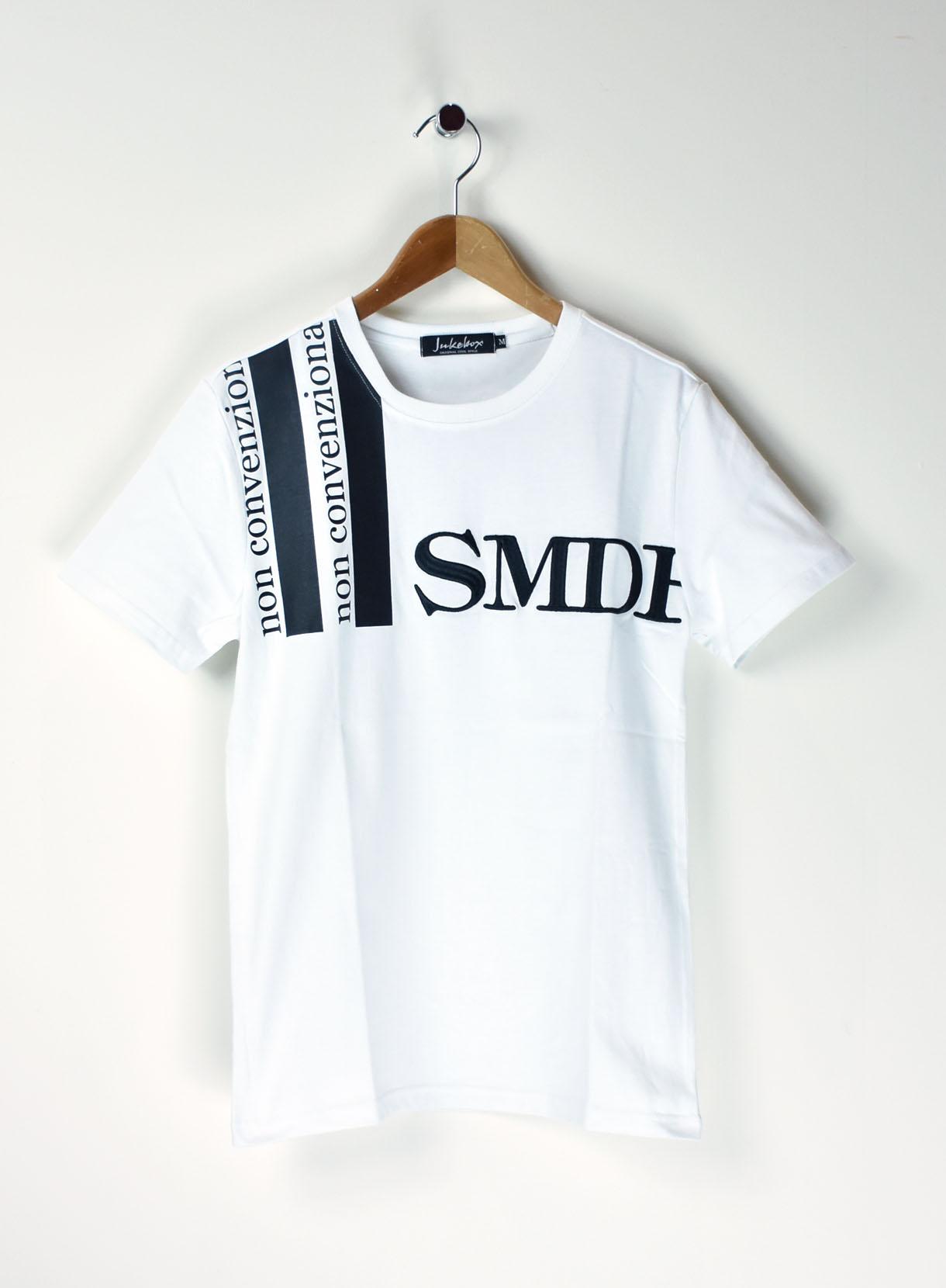 JUKEBOXショルダーPTTシャツ