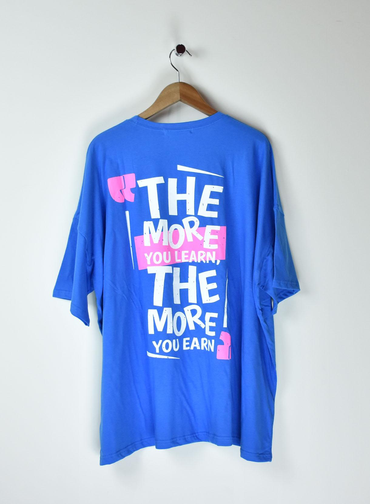 Roger&Raw 蛍光カラーロゴTシャツ