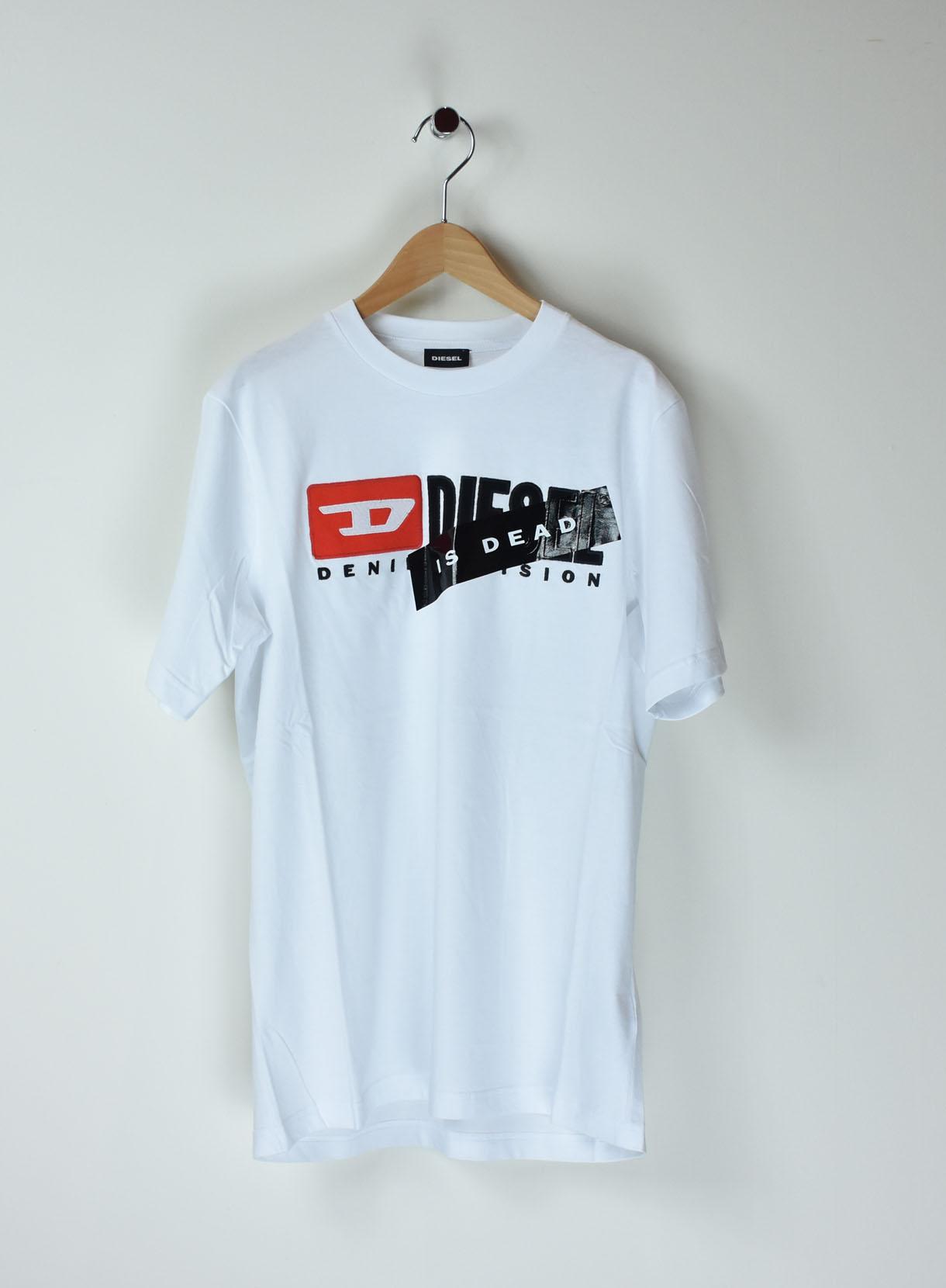DIESEL IS DEAD Tシャツ(WEB限定・数量限定)