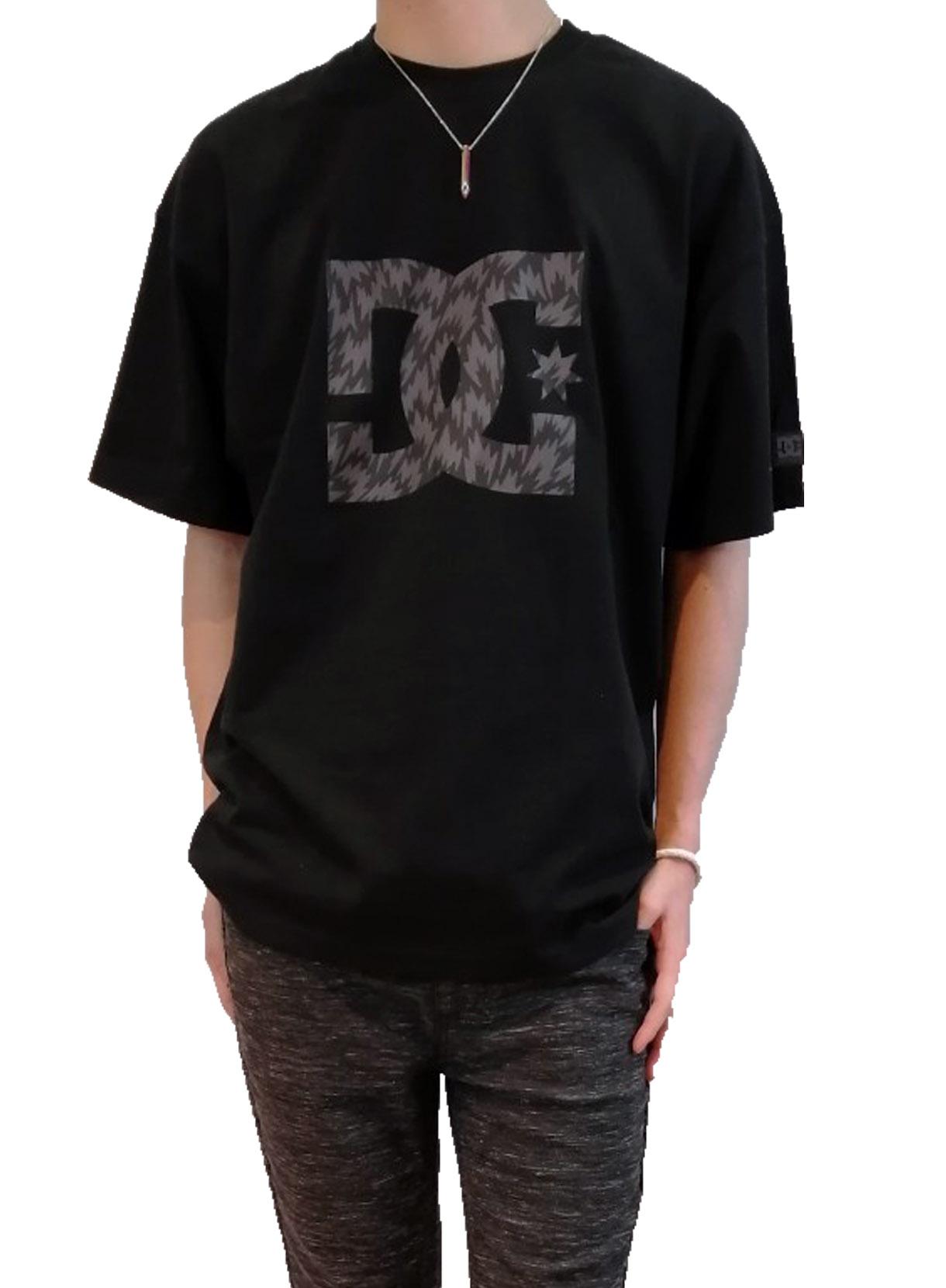 DC SHOE  ELEY KISHIMOTO ロゴTシャツ