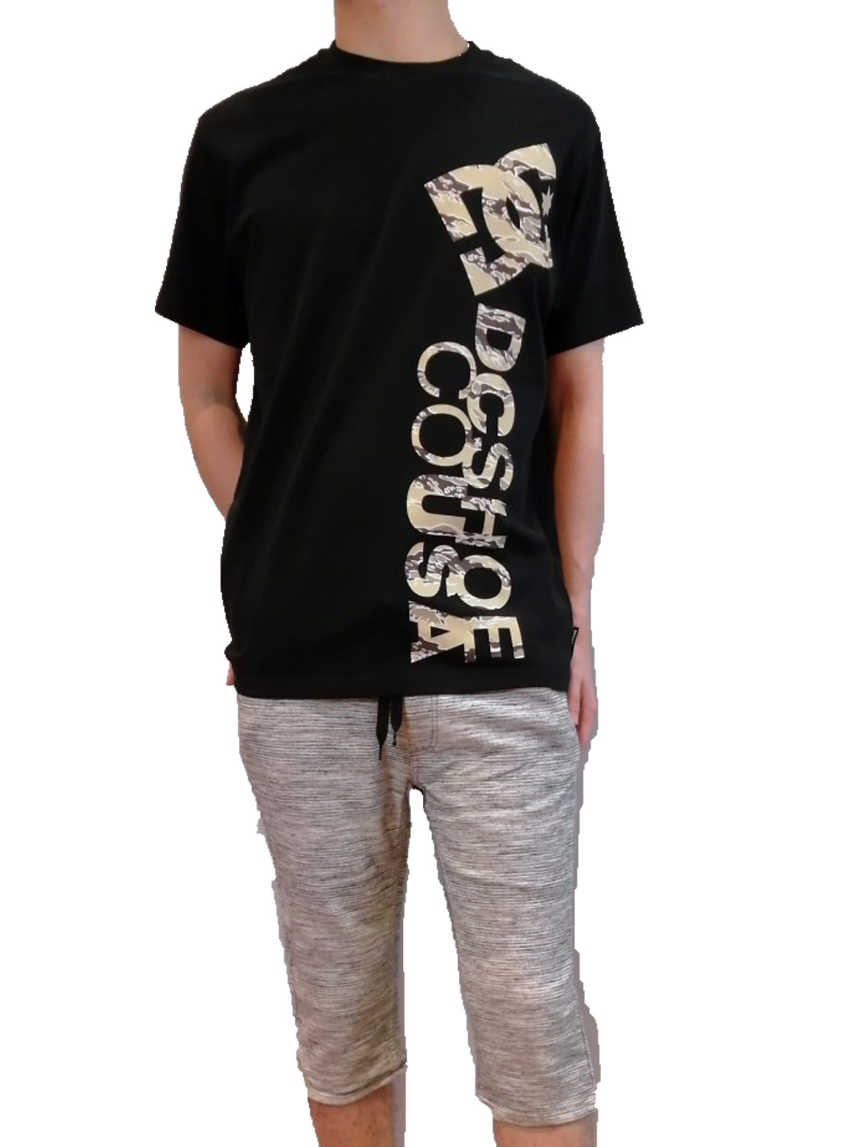 DC SHOE Japan Limited ロゴTシャツ