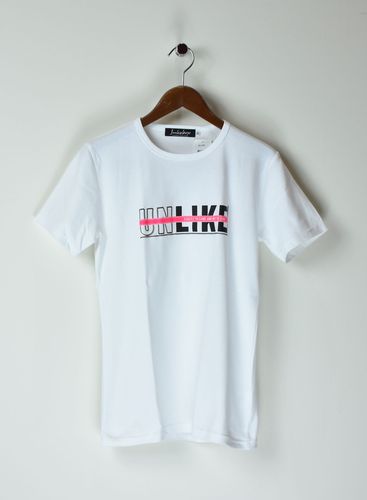 JUKEBOX 国産スムースTシャツ(UNLIKE)