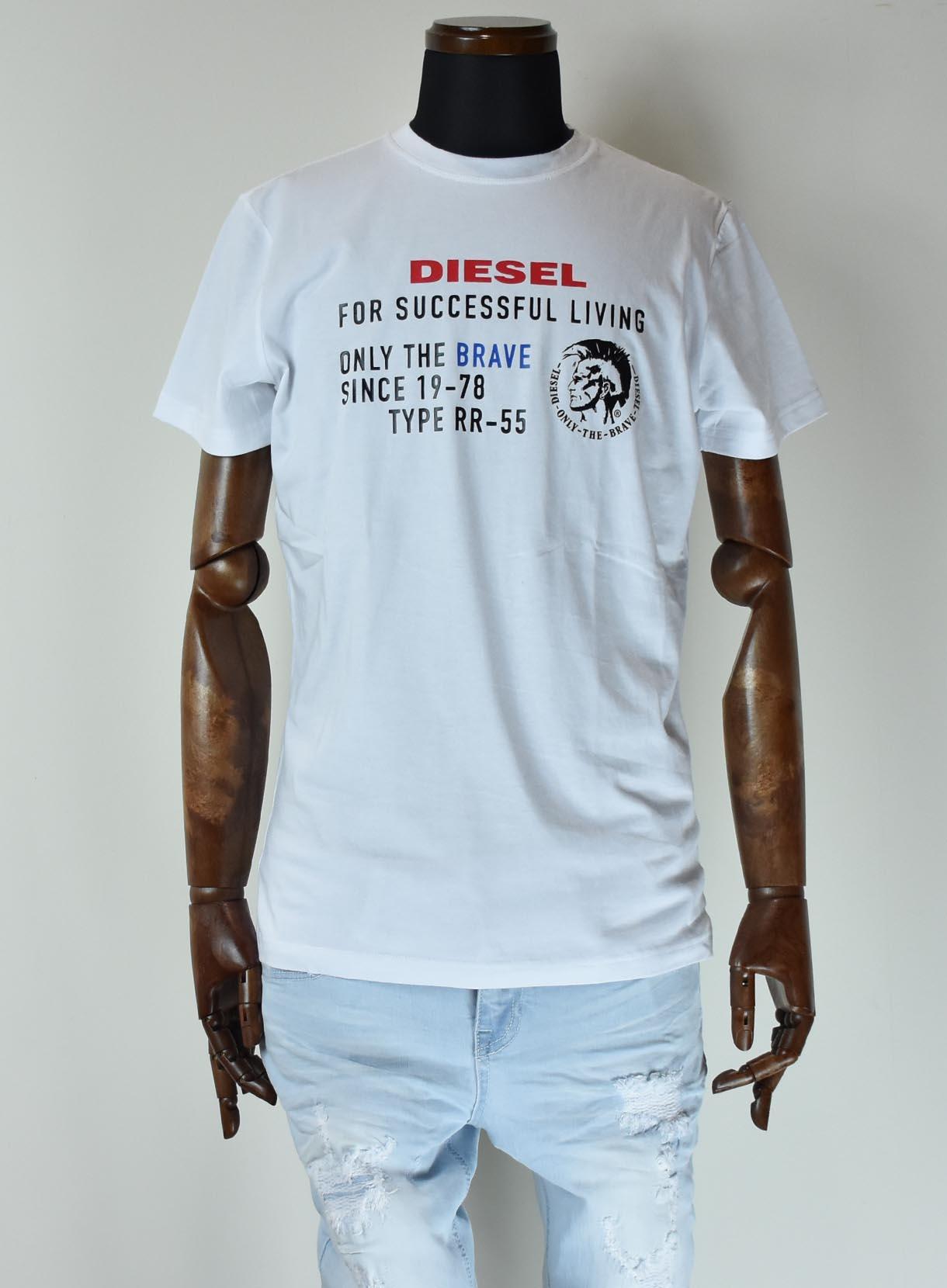 DIESEL FOR SUCCESSFULLTシャツ