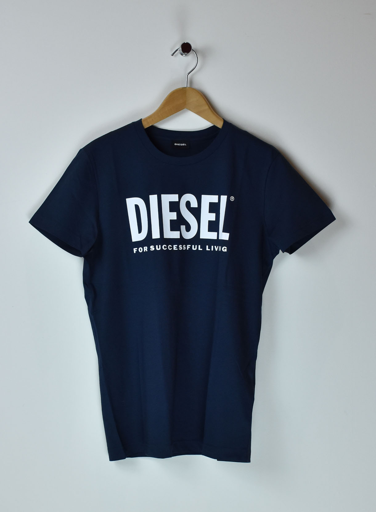 DIESEL シンプルグラフィックTシャツ