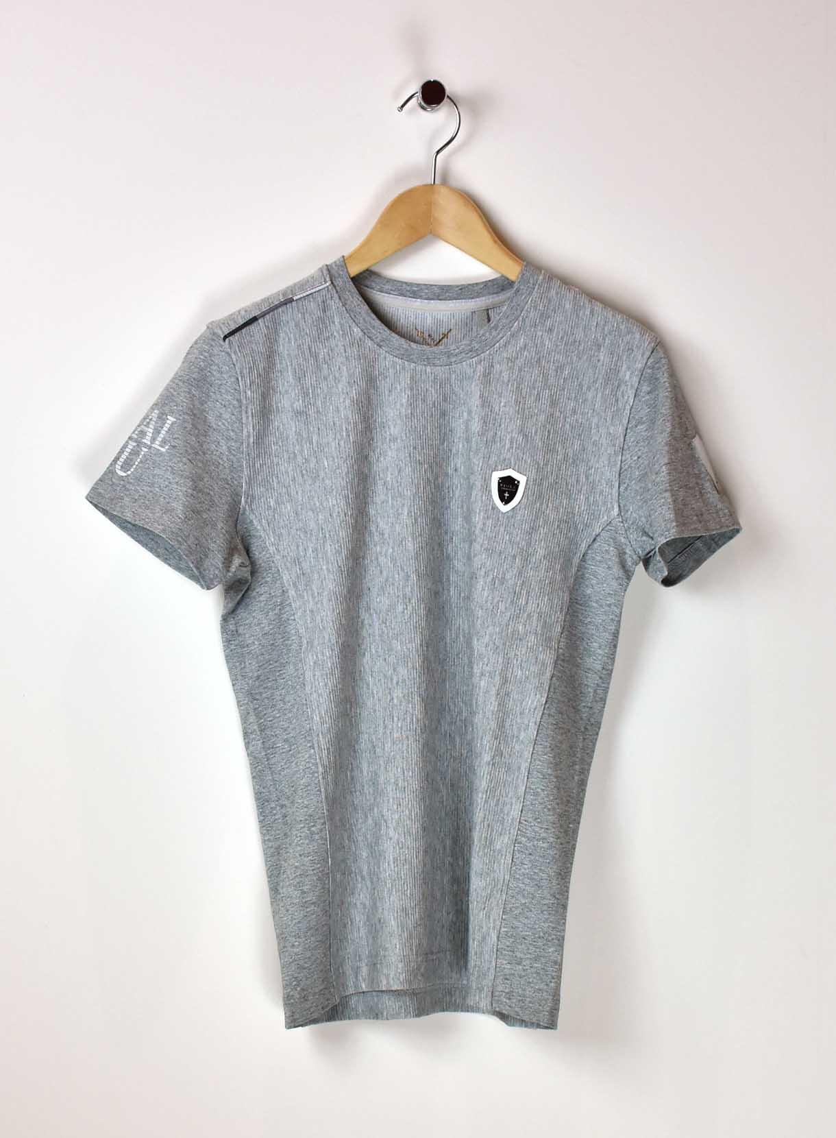 VIOLA切替クルーTシャツ