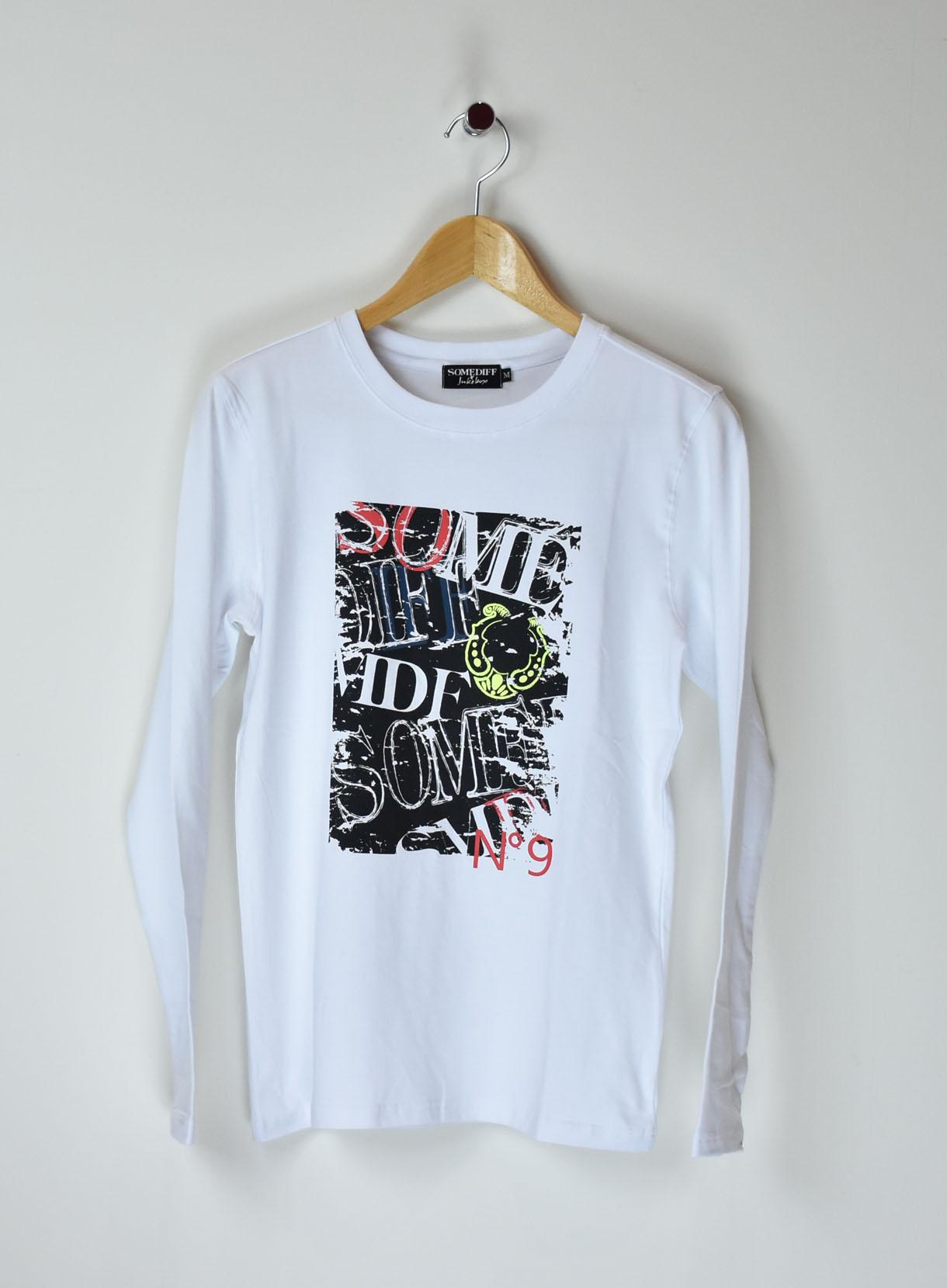 JUKEBOX×SMDF別注スクエアTシャツ