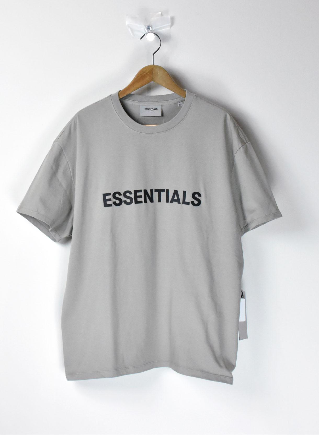 ESSENTIALS BIG S/S Tシャツ