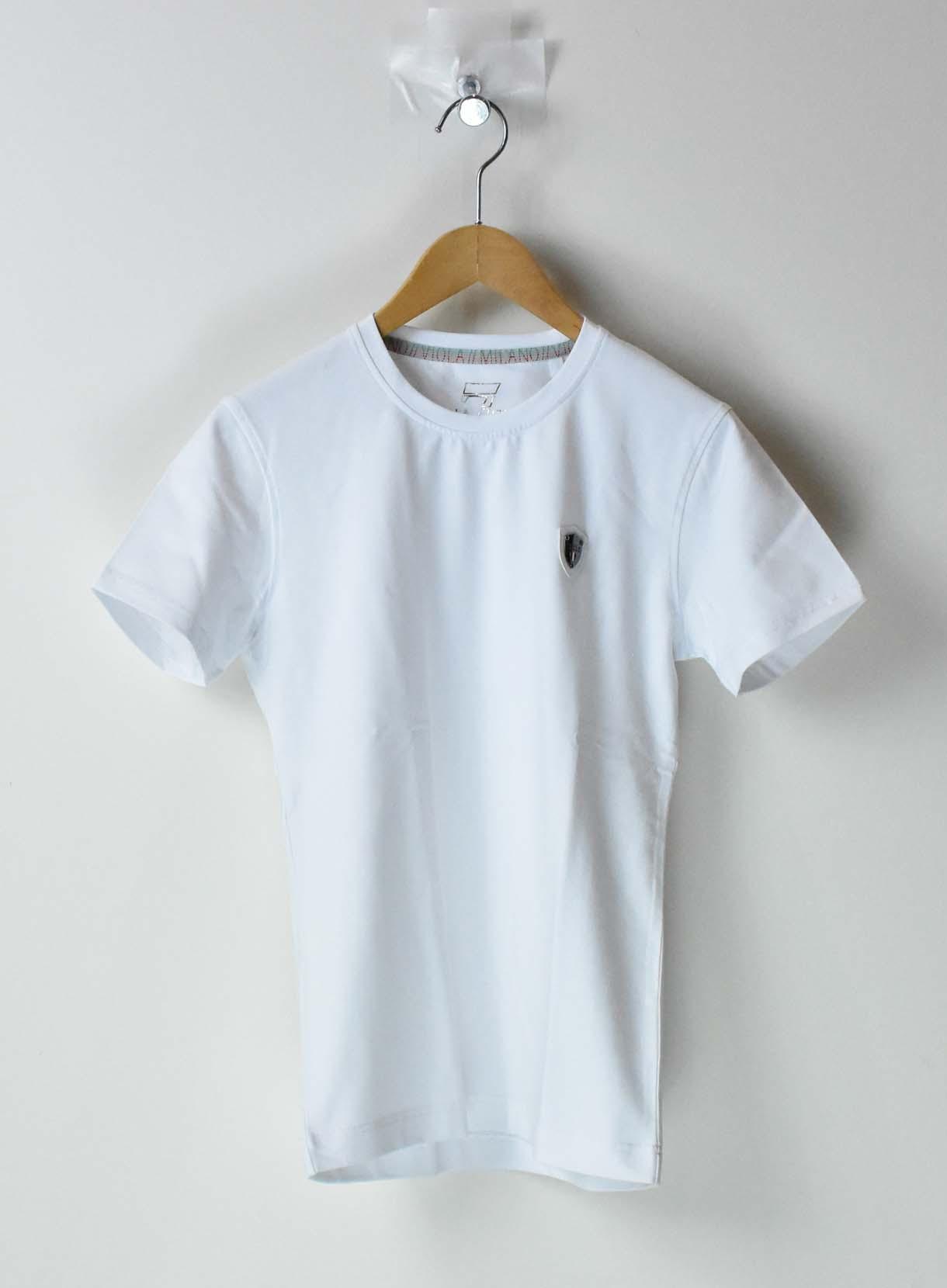 VIOLA無地Tシャツ(クルーネック)