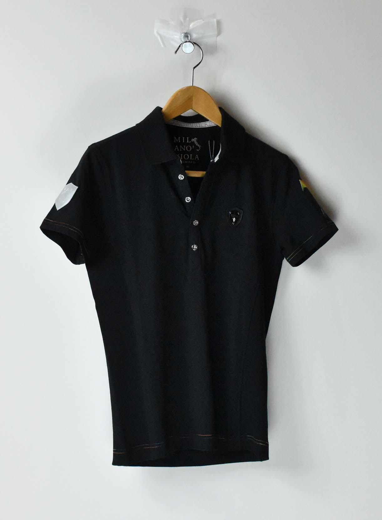 VIOLA 半袖ポロシャツ