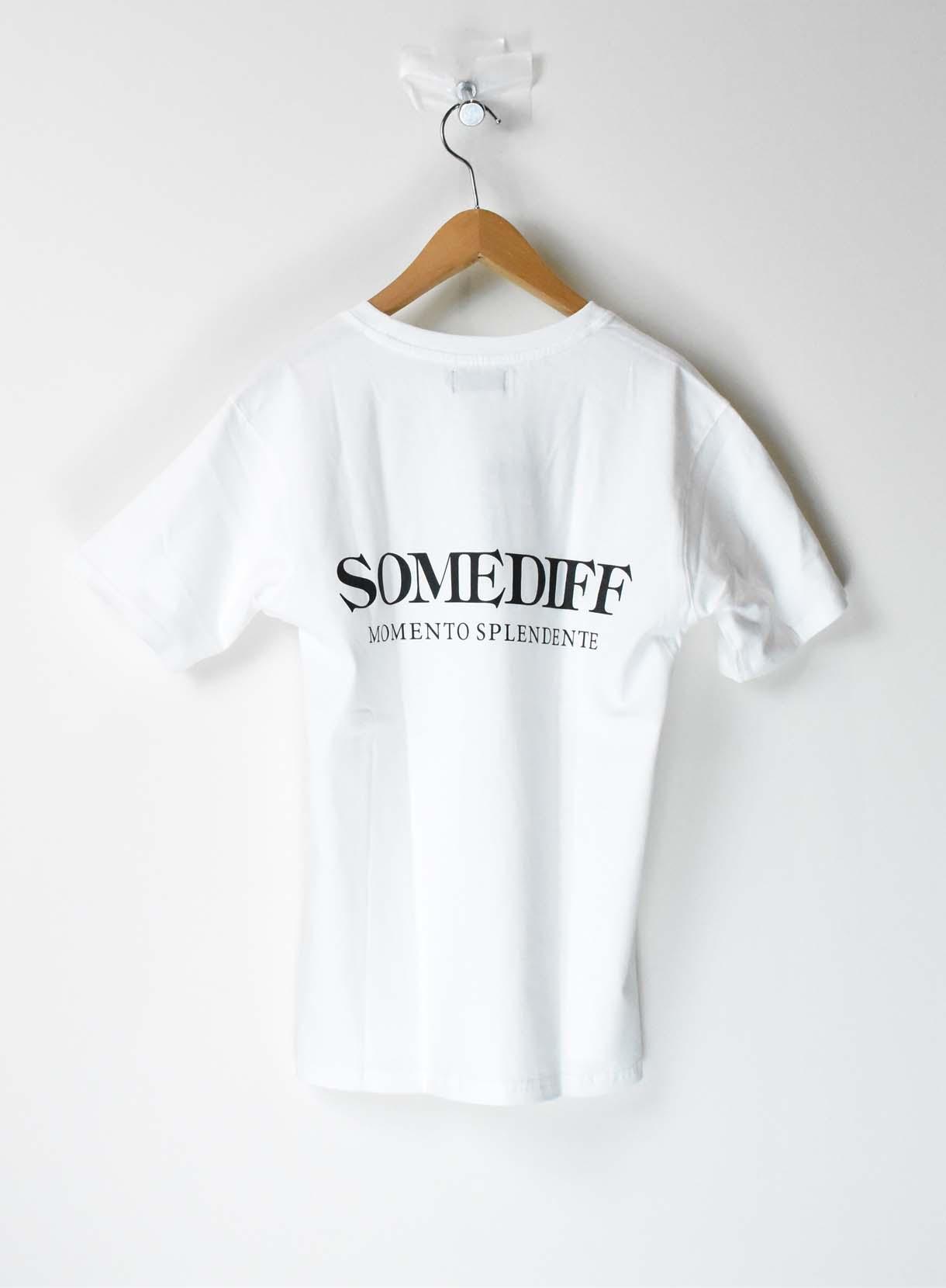 JUKEBOX×SOMEDIFF 別注 Tシャツ