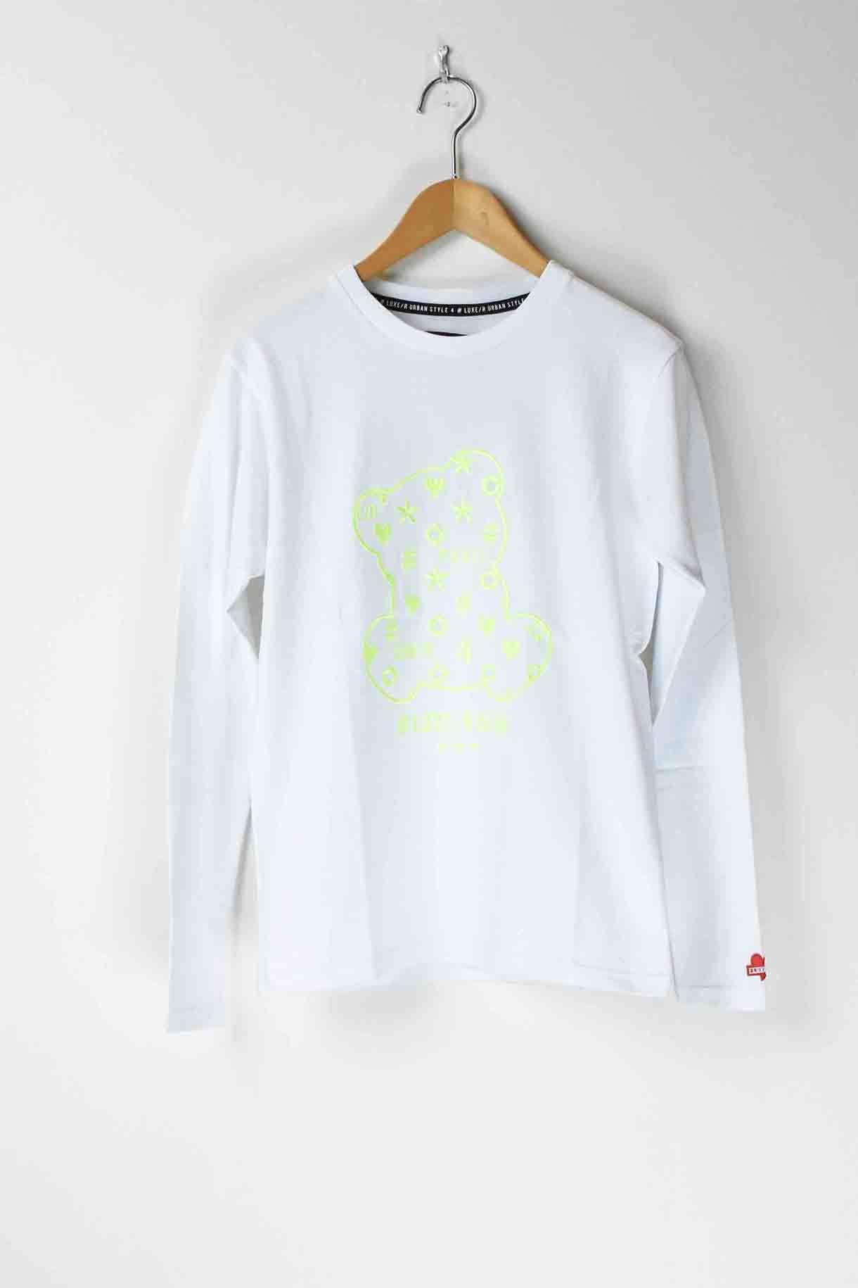 【LUXE/R】長袖Tシャツ  *ユニセックス商品